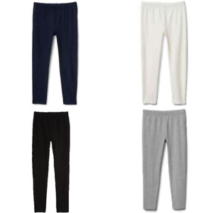 Gap Girls Terry Solid Color CAPRIS Leggings, Choose Size and Color MSRP $16.95