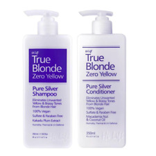 Hi LIft True Blonde Shampoo & Conditioner 350ml 100% Vegan-Sulphate Paraben Free