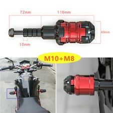 Universal Motorcycle Frame Slider Anti Crash Engine Protection Falling Protector