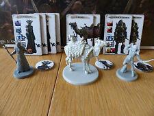 Conan el Juego de Tablero Kickstarter-Brujo, camello y kothian Archer! (monolito)