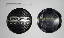 KIT 4 COPRIMOZZI BADGE CENTER CAPS OZ WHEELS 69 / 60 mm x BMW ORIGINAL 81310502