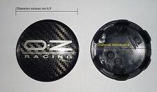 KIT 4 COPRIMOZZI BADGE CENTER CAPS OZ WHEELS 69 / 60 mm x BMW ORIGINAL 81310502