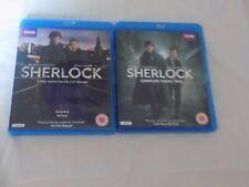 BBC Sherlock TV Series – Season 1 & 2 Blurays
