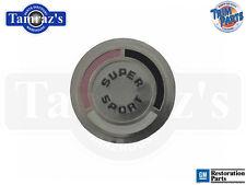 63-54 Nova SS Steering Wheel Horn Button Emblem Insert