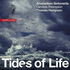 Thomas Hampson - Tides Of Life - Songs By Wolf, Schubert, Brahms And Barber [New