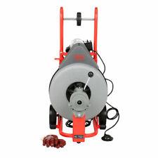Ridgid 51402 K 750 Drain Cleaner Machine 58 Pigtail