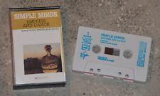 Cassette Audio Simple Minds - Empires and Dance - K7