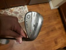 Vokey Sm6 58 degree 10 bounce S grind wedge