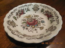 """Myotts """"Bouquet""""  5"""" Fruit Bowl Dish, Made in Staffordshire, England"""