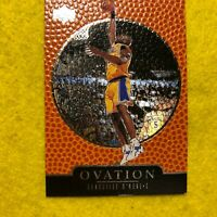 SHAQUILLE O'NEAL , LAKERS , 1998 UPPER DECK , OVATION , NBA BASKETBALL CARD #31