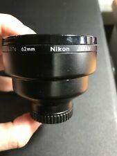 Nikon Tele Converter TC-E2 2x LC-ER1 Used Black