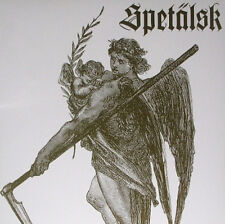 Spetälsk – spetälsk LP (lim to 100 Black vinilo) 5x4 offer/read description