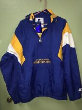Golden State Warriors Starter Jacket Size L