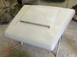 Land Rover Defender Hood with scoop MADE IN USA 90 110 130