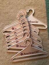 American Girl Doll Lot of 10 Hangers A
