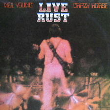 NEIL YOUNG - LIVE RUST - 2LP REISSUE VINYL NEW SEALED 2017