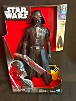 "12"" Disney Star Wars Rebels Electronic Duel Darth Vader Action Figure New in Box"