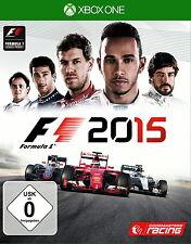 F1 2015 (Microsoft Xbox One, 2016)