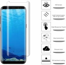 For Samsung Galaxy S9 Plus 5D Full Curved Tempered Glass LCD Screen Protector