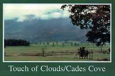Clouds, Cades Cove in Great Smoky Mountains National Park, Tennessee -- Postcard