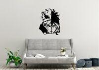 Naruto And Sasuke Anime Inspired Design Decor Wall Art Decal Vinyl Sticker