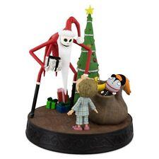 Nightmare Before Christmas Disney Medium Figur Santa Jack Skellington DISNEYLAND
