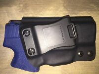 IWB Kydex Holster for Kahr PM/CM 9 - Adj Retention - Canted