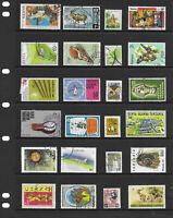 Commonwealth African 50 plus  used mix collection stamps