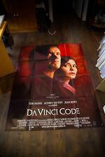 DA VINCI CODE 4x6 ft French Grande Movie Poster Original 2006