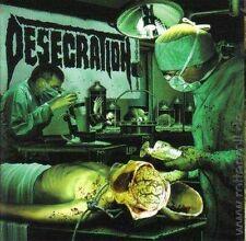 DESECRATION -CD- Forensix