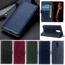 Slim Book Wallet Leather Flip Case Cover For Nokia C3 5.3 7.2 6.2 3.2 4.2 C1 C2