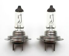 2x OEM Philips H7 55W 12V Headlight Low Beam Bulb Germany 12972 12972B1