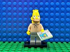 Lego The Simpsons Series 1 Minifigure Grandpa Abe Simpson 71005