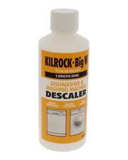 KILROCK BIG W DISHWASHER & WASHING MACHINE CLEANER DESCALER 400ML