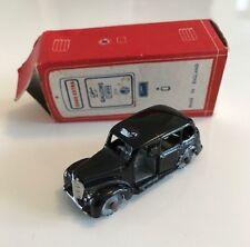Budgie Morestone Esso serie de bomba de gasolina-no. 13 Austin Taxi Con Caja