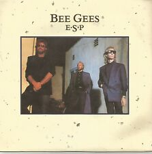 "BEE GEES - E-S-P - 7"" MINT"