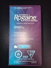 Rogaine Women's Foam 5% 4 Month Supply **BRAND NEW**