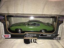 American Classics 1:18 Scale 69 Pontiac GtO Judge