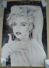 Vintage MADONNA Poster 23x35 1990 Boy Toy Winterland Vogue Face 90s Music #2