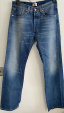 Vintage Levis 501 Mens Jeans W31 Inch/L32 Inch