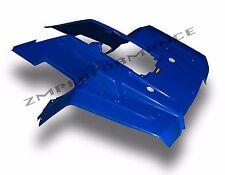 NEW HONDA TRX 350 4X4 86 - 89 DARK BLUE PLASTIC FRONT FENDER TRX350