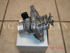 BMW E39 5-Series,E38 7-Series Genuine Cooling Thermostat w/Housing & Gasket NEW