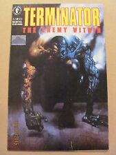 Terminator The Enemy Within #1 #2 #3 #4 Dark Horse Comics 1992 Full Series