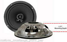 "Retrosound 6.5"" Premium 100w Speakers R-652N Classic Car Audio Ultra Thin 45mm"
