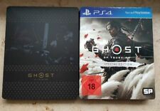 Ghost of Tsushima -- Special Edition (Sony PlayStation 4, 2020) mit Steelbook