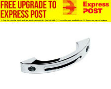 Billet Interior Door Pull/Grab Handle - Polished Suit GM Trucks & Universal Fit