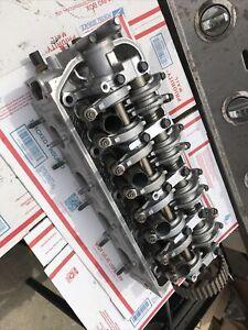 Used 96-00 Honda Civic rebuilt REMAN cylinder head NO CORE P2F. D16Y7 non vtec