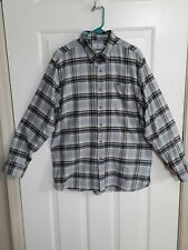 Southern Tide Mens Classic Fit Shirt Blue Large