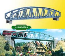 BNIB N GAUGE VOLLMER 47302 STEEL RAILWAY OVER ARCH BRIDGE KIT
