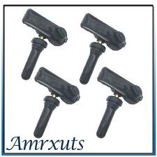 4x Tire Pressure Sensor for Chevrolet Silverado 6.0L Buick Enclave 3.6L 07-15